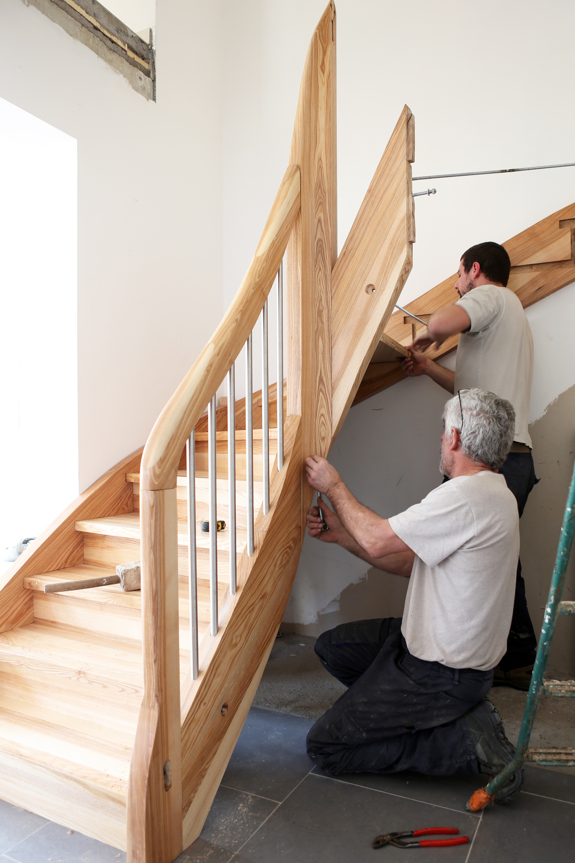 nischen nutzen einbauen und platz sparen. Black Bedroom Furniture Sets. Home Design Ideas
